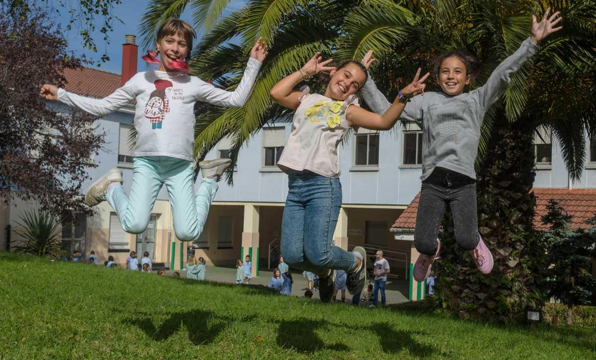 Colegio Público La Vallina de Luanco