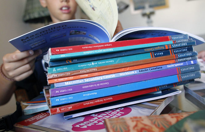 Programa De Préstamo De Libros De Texto. Listado De Solicitudes Concedidas.