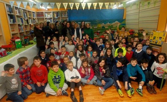 """Ganadores Del Proyecto """"Familias Con Clase"""" Del Primer Trimestre"""