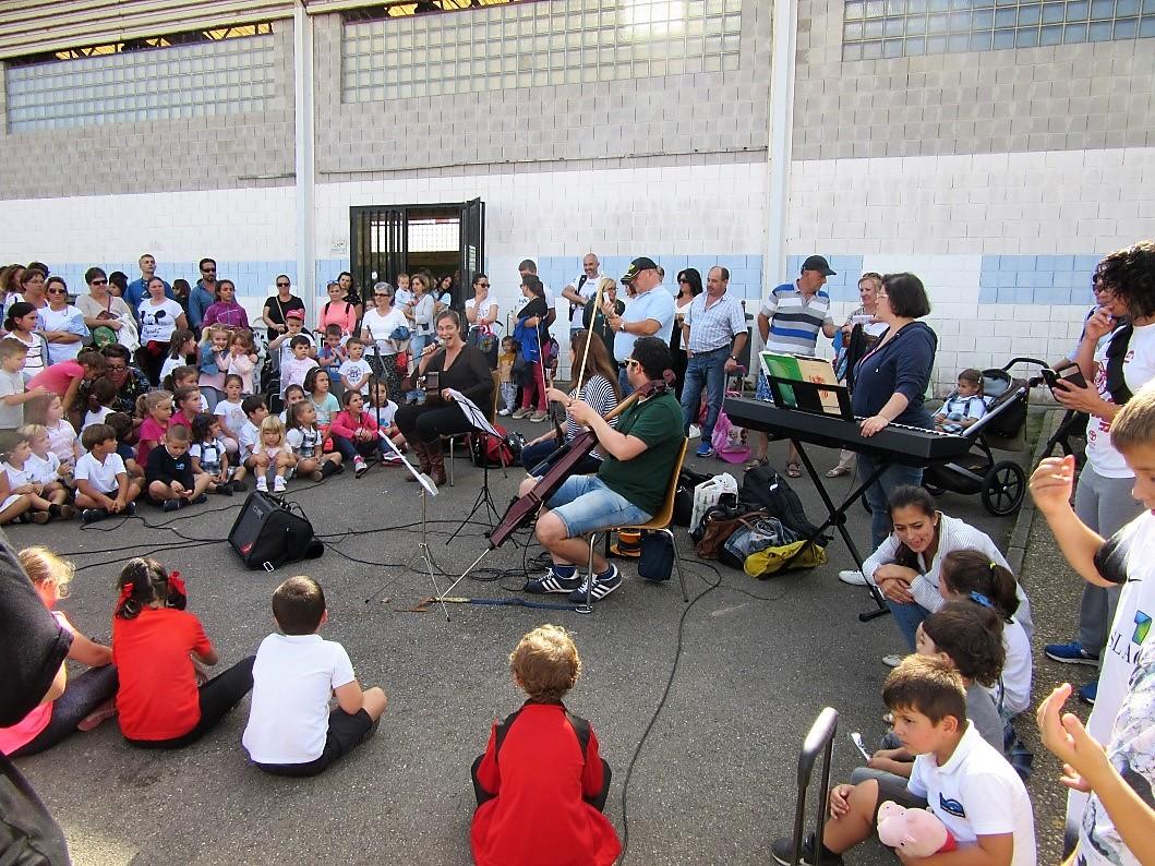 Audición Y Talleres De La Escuela De Música De Gozón