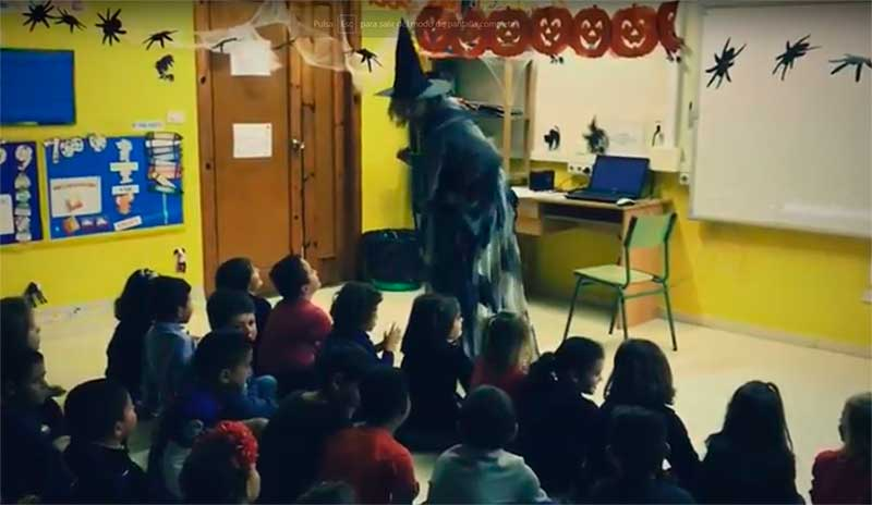 Video Del Halloween