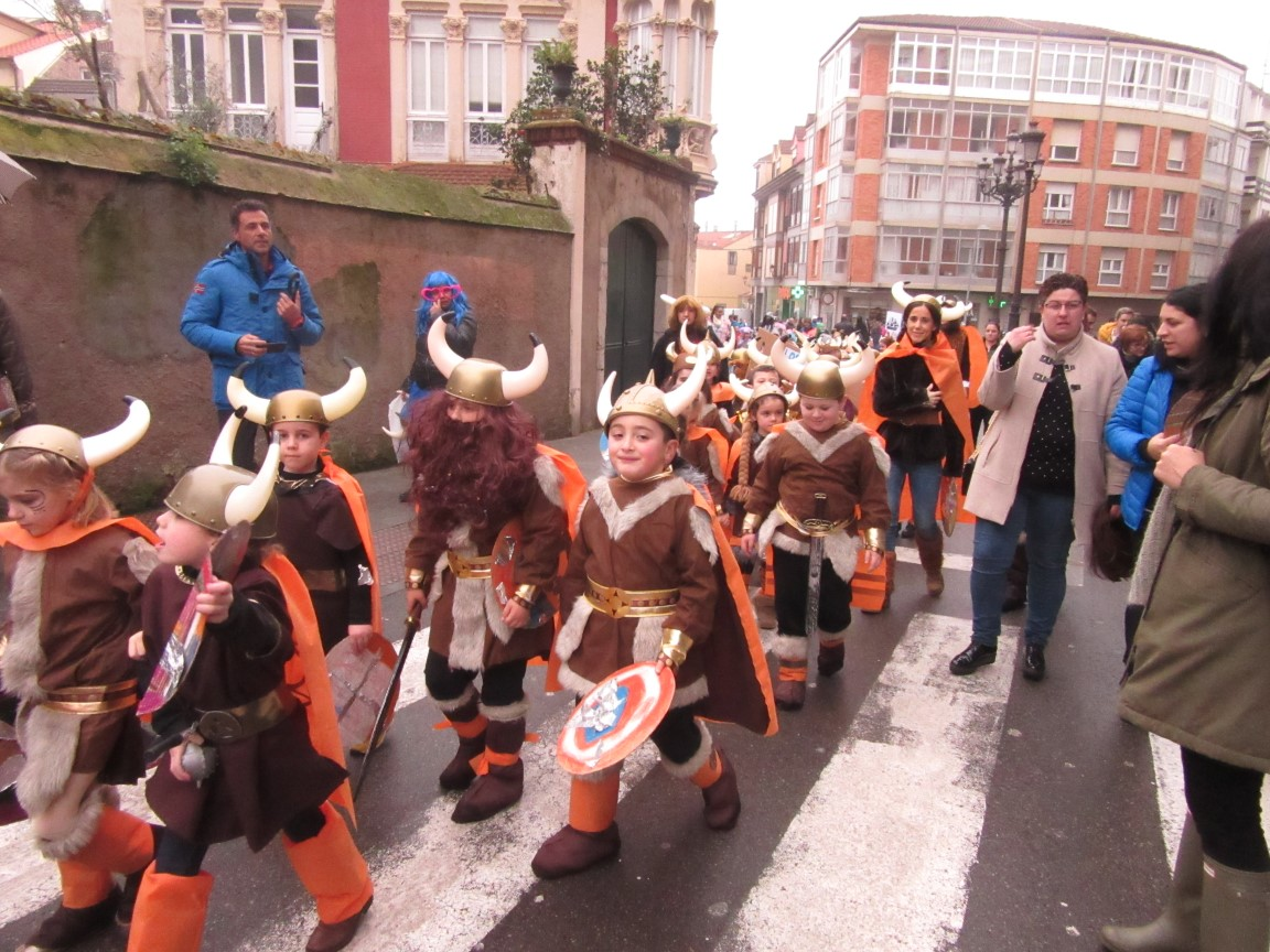 PASACALLES CARNAVAL