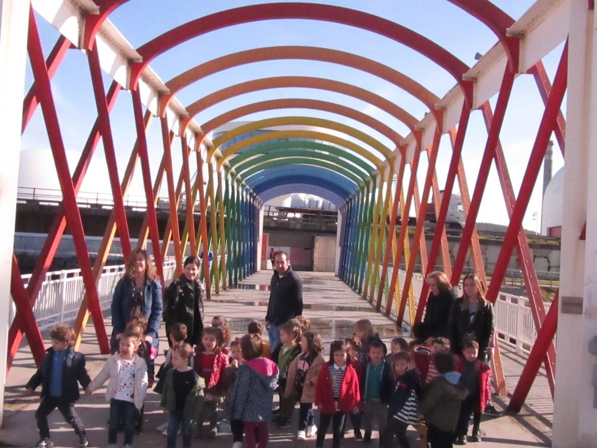 Educación Infantil 3 Años Visita El Centro Nienmeyer