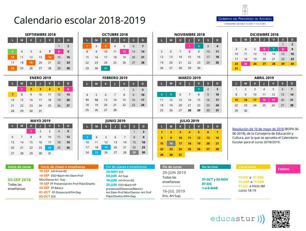 Calendario2018 19