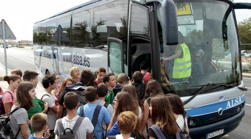 Importante: Transporte Escolar