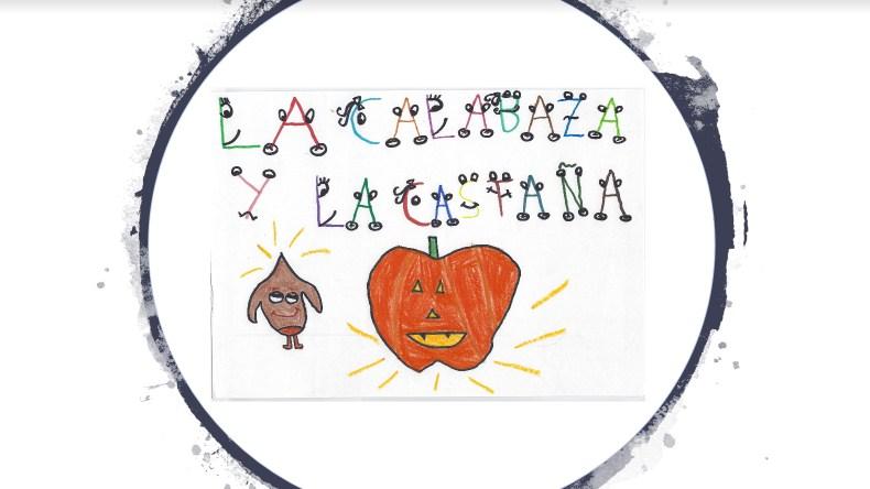 """Coordinación Interniveles: Nuestro Cuento """"La Calabaza Y La Castaña"""""""