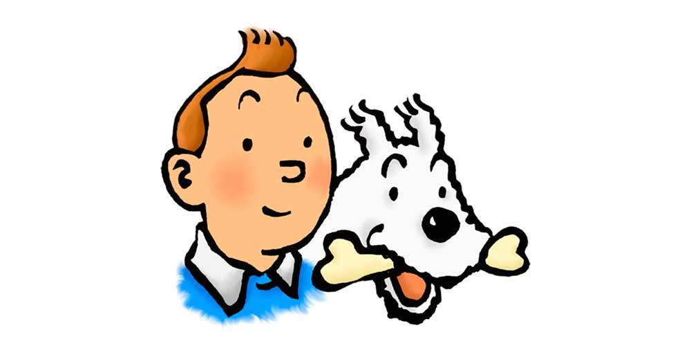 Tintin Milu2