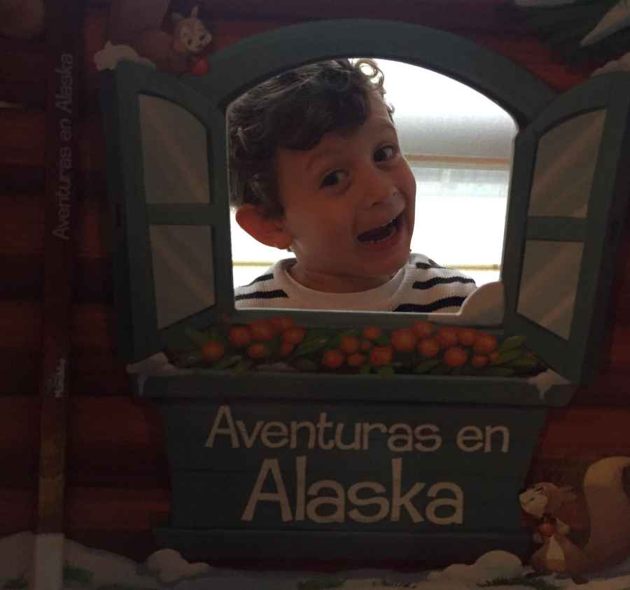 MarioAlarcón Infantil3años