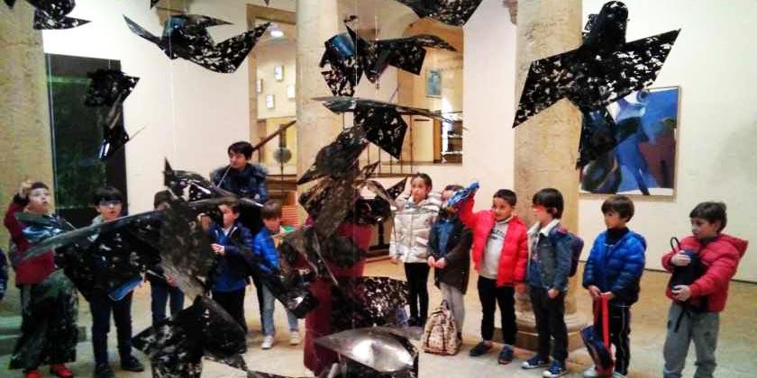 Primero Visita El Museo De Bellas Artes