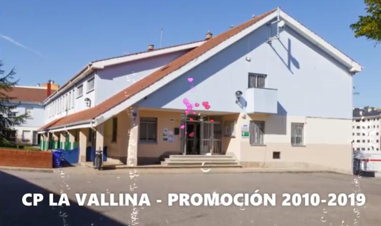 Graduacion La Vallina 2018 2019