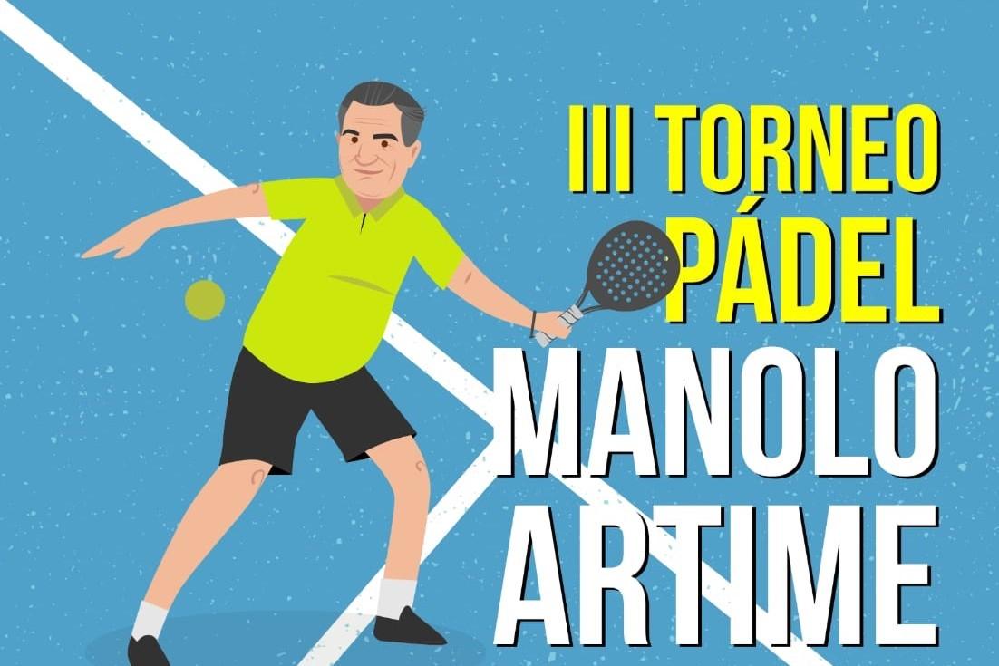 III Torneo De Pádel Manolo Artime