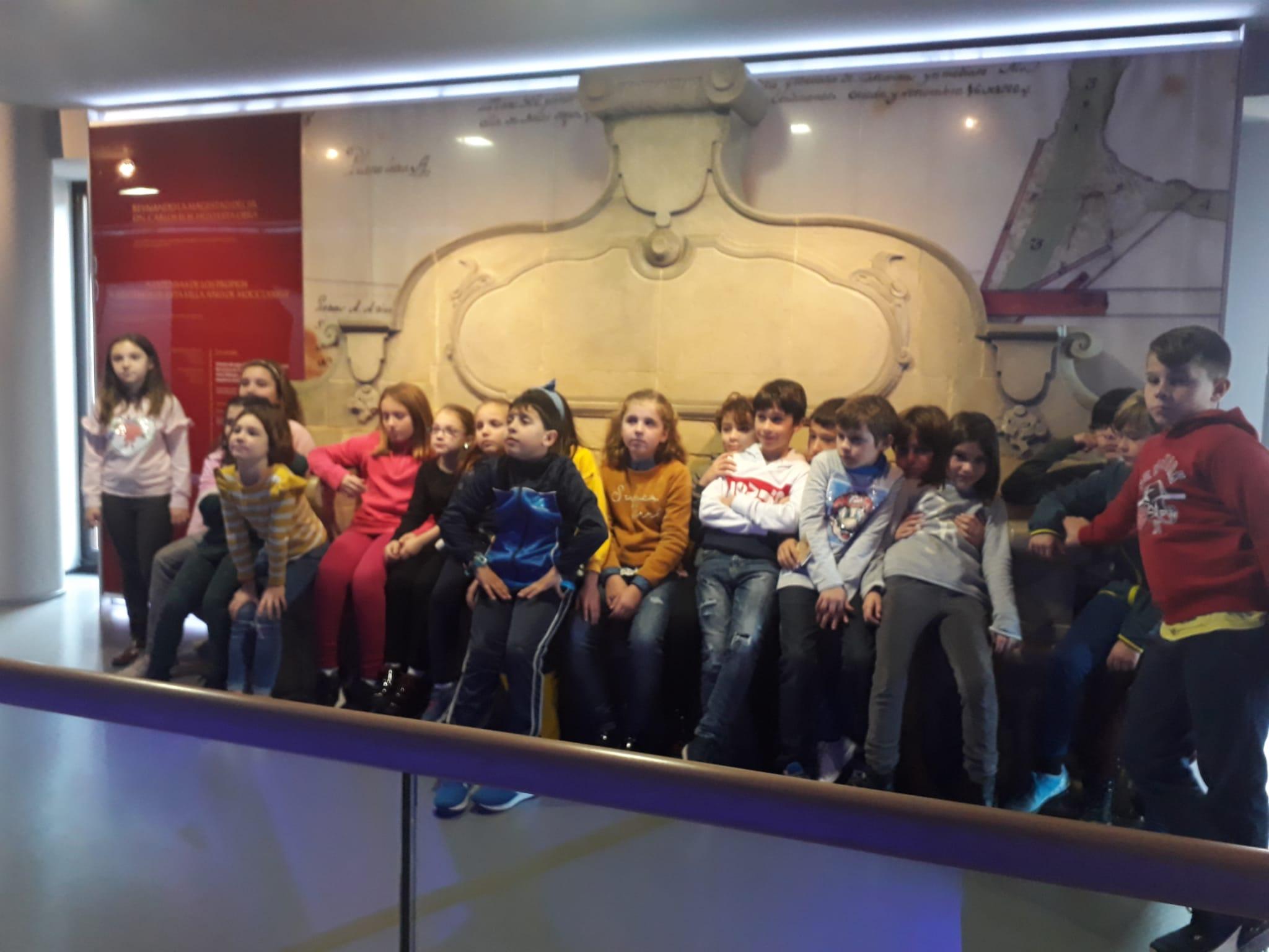 Visita Al Museo De La Historia Urbana De Avilés