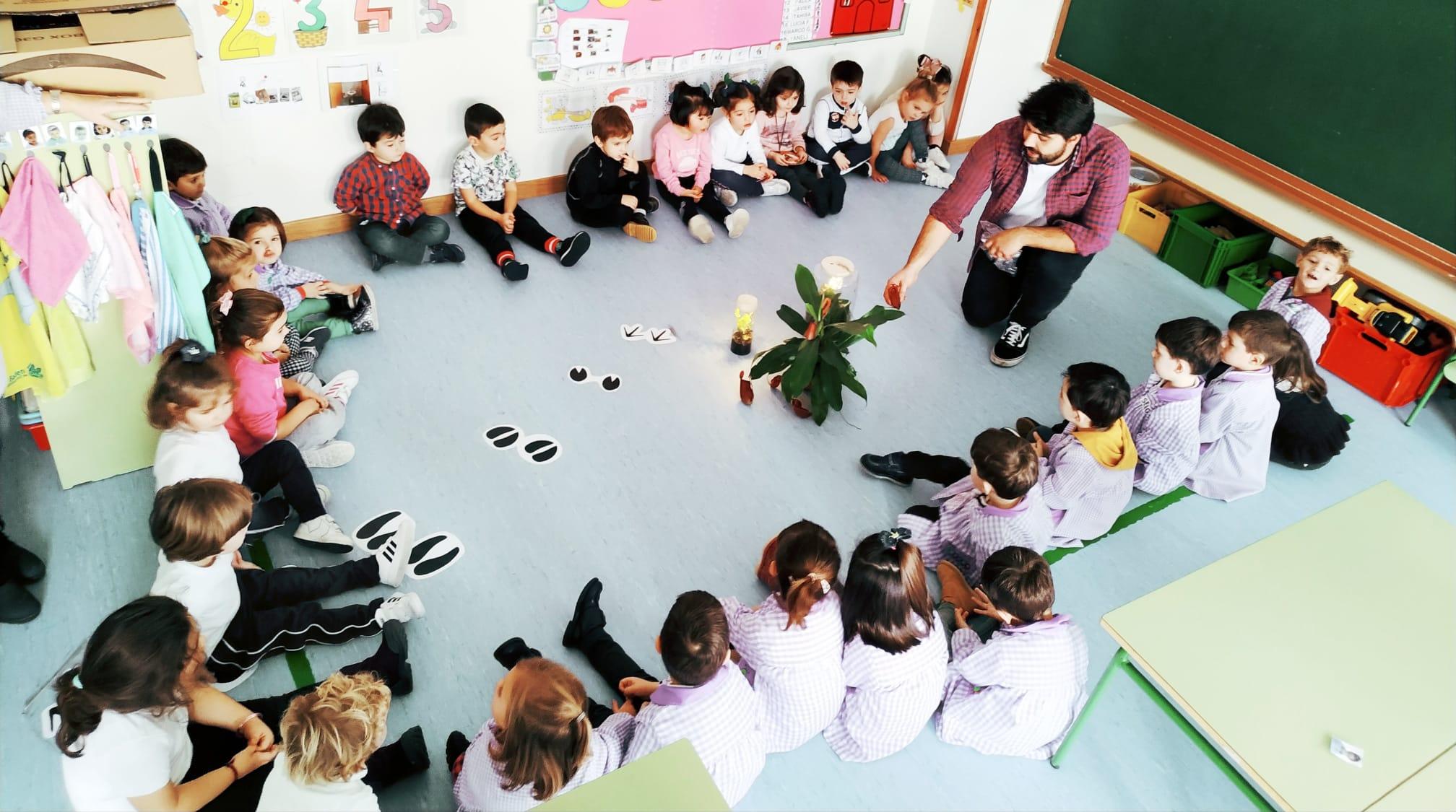 Finalizamos Los Talleres De Botánica En Infantil Y Primaria