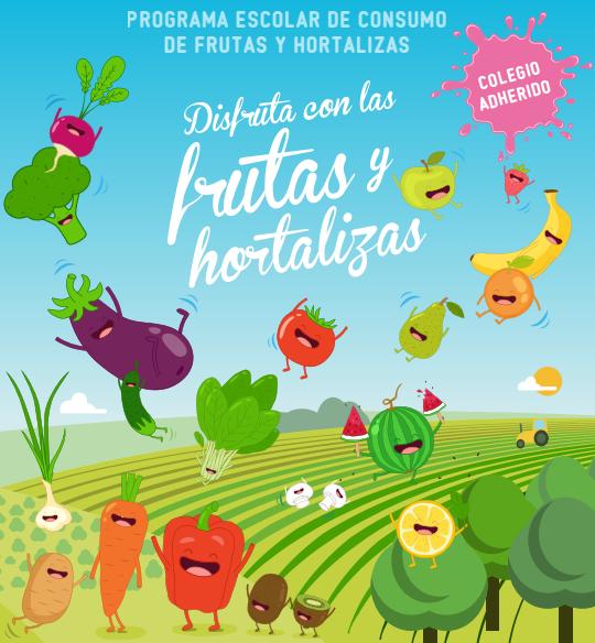 Proyecto De Fruta En La Escuela