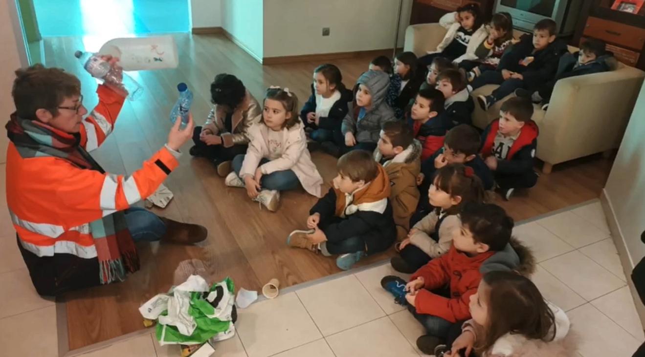 Infantil 4 Años Visita Cogersa