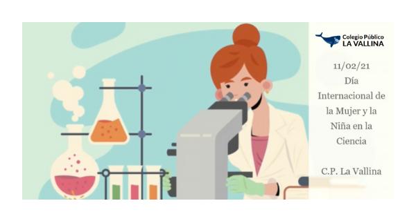 Dia Internacional Mujer Ciencia Colegio La Vallina